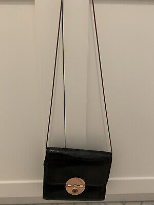 AU20 • Buy Mimco Black Bag With Rose Gold
