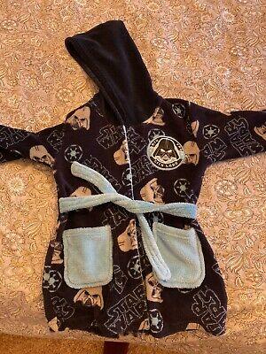 Dressing Gown Age 4 Darth Vader Star Wars • 0.99£