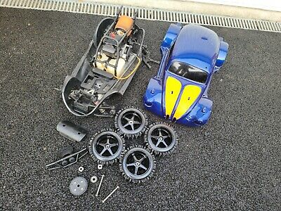 Fg Marder 1/5th Scale Petrol Rc Car Off Road Spares Repair Buggy Beetle • 160£