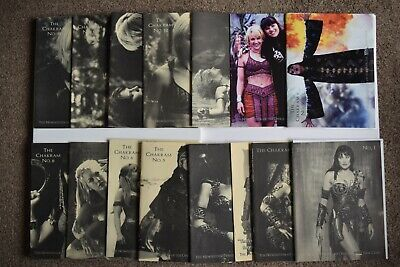 Xena Warrior Princess The Chakram Newsletters 1-15,20x Photos,4 Big Posters  • 75£