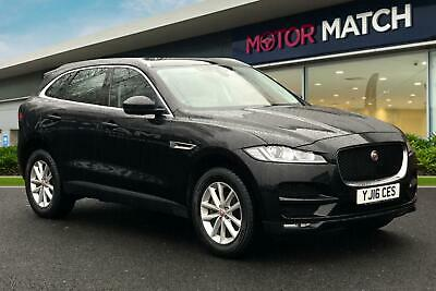 2016 Jaguar F-Pace PRESTIGE D Estate Diesel Manual • 17,490£