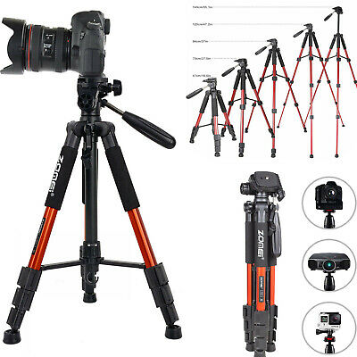 £22.59 • Buy Professional ZOMEI Q111 Portable Travel Camera Tripod For Camcorder DSLR Phone