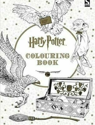 $ CDN11.92 • Buy Harry Potter Colouring Children Book Paperback By Warner Brothers