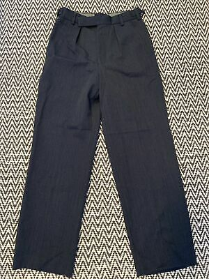 Raf Air Cadets Blue Trousers Size W27 L29 • 8£