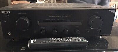 Sony Intergrated Stereo Amplifier TA-FE370 • 70£