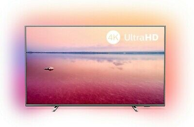 Philips 65PUS6754/12 65 Inch 4K Ultra HD HDR Smart LED TV Freeview Play • 495£