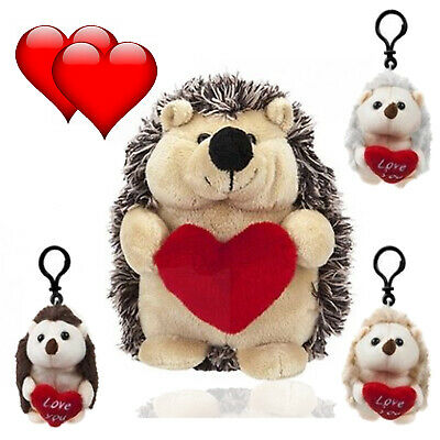 VALENTINES DAY ROMANTIC GIFTS For His Her Love U Heart Cute Bears Valentine Gift • 7.99£