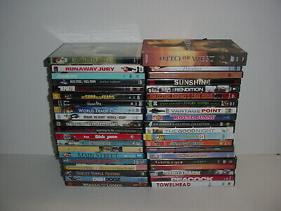 $ CDN7.02 • Buy Lot Of 40 DVDs Movies Wholesale Used