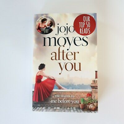 AU16 • Buy After You By JoJo Moyes Paperback FREE POST