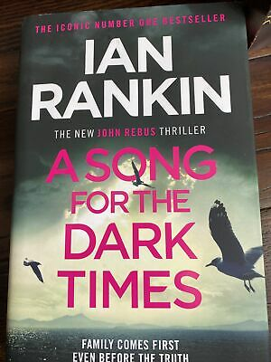 Ian Rankin A Song For The Dark Times • 2.20£