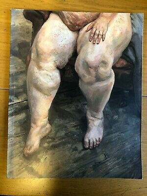 Lucian Freud: Paintings And Etchings: Abbot Hall Gallery 1996 Catalogue • 9.99£