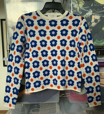 $ CDN200.50 • Buy JW Anderson Floral Sweater Size Xs