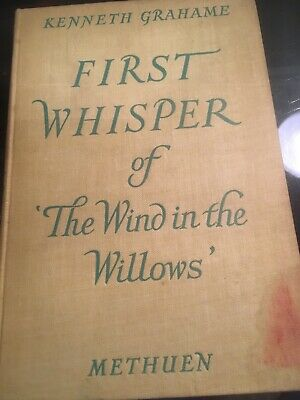 First Whisper Of The Wind In The Willows  • 9.99£
