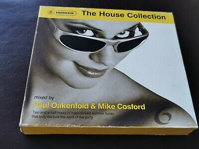 FANTAZIA The House Collection 2CD Paul Oakenfold Mike Cosford Trance Old Skool • 5.99£