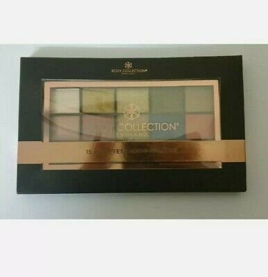 Body Collection England Eyeshadow Pallette • 6.69£