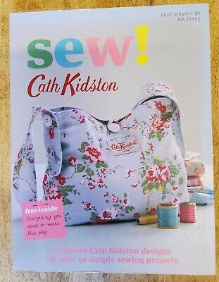 SEW! Book, By Cath Kidston • 0.99£