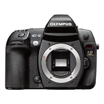 £683.54 • Buy USED Olympus E-5 12.3MP Digital SLR Body Excellent FREE SHIPPING