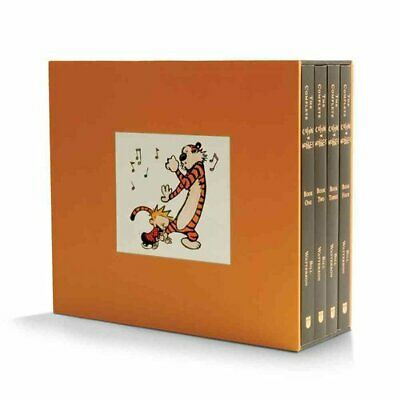 The Complete Calvin And Hobbes By Bill Watterson 9781449433253 | Brand New • 59.19£