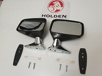 AU359.50 • Buy Holden PAIR HQ MONARO Door Mirror GTS Style LH LX HJ HZ  UC TORANA COUPE Gemini