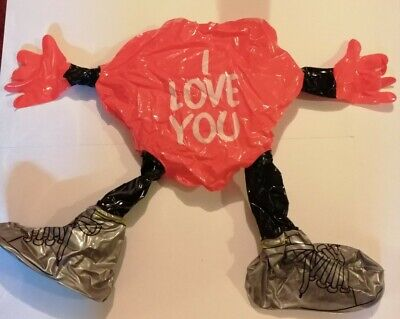 VALENTINES DAY - Giant Inflatable  I Love You  Heart • 0.99£