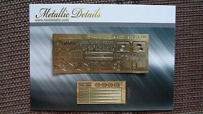 Photo - Etched Parts (Metallic Details)  For  Airbus A-350-900 1/144 Revell Kit • 9.19£