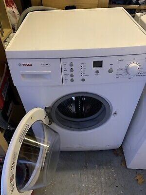 Bosch Washing Machine Classixx 6 1400 Express. WAE28363GB • 75£
