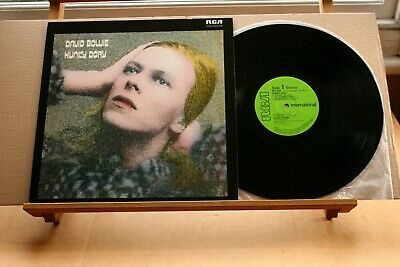 DAVID BOWIE-Hunky Dory-/UK '80 Green RCA INTERNATIONAL (INTS 5063) LP-Re EX! • 7.99£