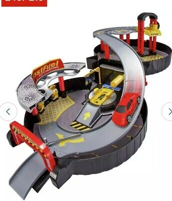 £24.99 • Buy New Chad Valley Foldable Wheel Garage Playset With Car