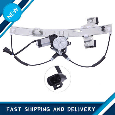$39.32 • Buy Rear Left Driver Window Regulator With Motor For Pontiac Grand Prix 2004-2008