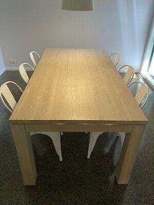 AU32 • Buy Extendable Dining Table And 6 Chairs