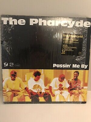 "Pharcyde- Passing Me By  - US 12"" Vinyl Hip Hop Rap • 15£"