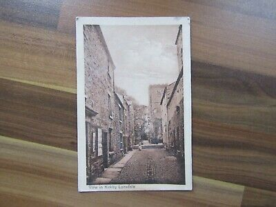 £4.99 • Buy Old Postcard - View In Kirkby Lonsdale