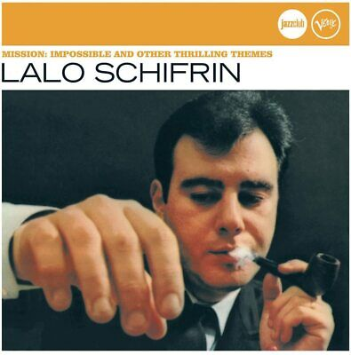Lalo Schifrin - Mission Impossible & Other Thrilling Themes (2008)  CD  NEW • 6.95£