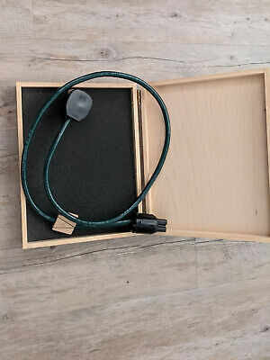 LAT International AC-2 Power Cable - 1.2m Long - In Wooden Presentation Box  • 51£