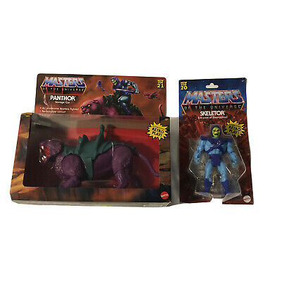 $79.99 • Buy Masters Of The Universe Origins Skeletor And Panthor Combo. NEW.