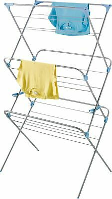 Minky Wide Dry Trio 18m Indoor Clothes Airer • 35£
