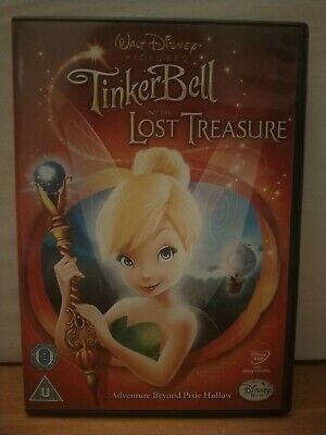 £3.49 • Buy Tinkerbell And The Lost Treasure DVD. Brand New.