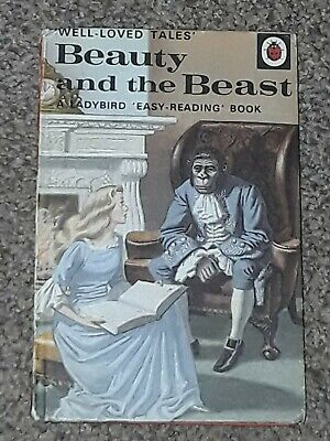 Vintage  Ladybird Book Wlt  Beauty And The Beast   606d   • 11.75£