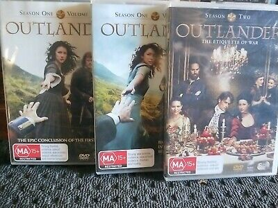 AU35 • Buy Outlander Season 1-2
