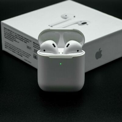 $ CDN86.07 • Buy Apple Airpods 2nd Generation With Wireless Charging Case White Sealed Box