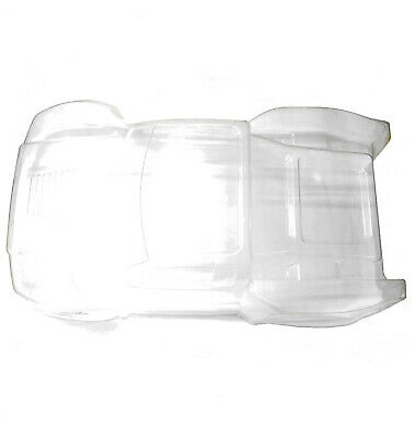 BS804-002C 1/5 1/8 Scale RC Nitro Electric Monster Truck Body Shell Cover Clear • 39£