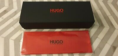 Brand New Hugo Boss Glasses Case With Unopened Cloth • 5.50£