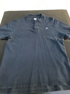 CP Company Navy Blue Polo Shirt XL • 35£