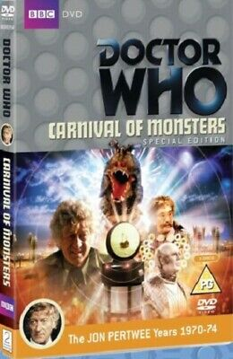 Doctor Who - Carnival Of Monsters          BBC 1973             Fast  Post • 7.99£