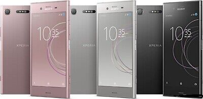 SONY XPERIA XZ1 64GB - SILVER / PINK /  Unlocked - Smartphone Mobile Phone Gr A • 99.99£