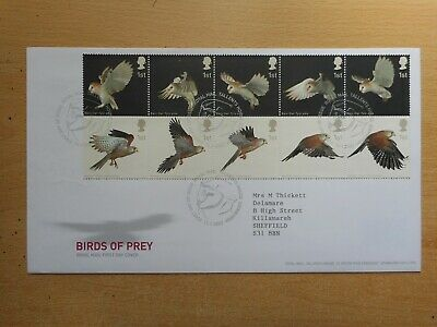 GB 2003 Birds Of Prey First Day Cover • 0.99£