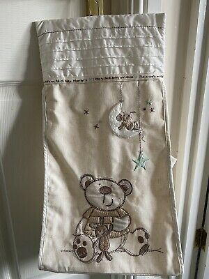 I Love My Bear Bunny & Mouse Nappy Stacker Babies R Us Excellent Condition • 2.65£