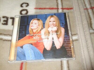 Heart And Soul - Songs From Ally Mcbeal CD Featuring Vonda Shepherd • 3£