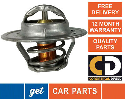 £7.25 • Buy Thermostat Kit For Volkswagen Polo 1.1 / 1.3 / 1050 MK2 From 1981-1991 With Seal