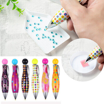 AU8.79 • Buy Diamond Painting Tool Point Drill Pen Diamond Embroidery Accessories Paint NkHO
